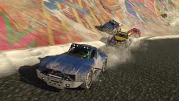 Сумасбродный геймплей Onrush в новом трейлере игры