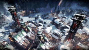 Релиз градостроительного симулятора Frostpunk состоится в конце апреля
