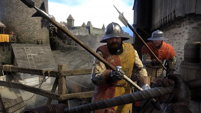 В Steam уже доступен патч 1.3 для Kingdom Come: Deliverance