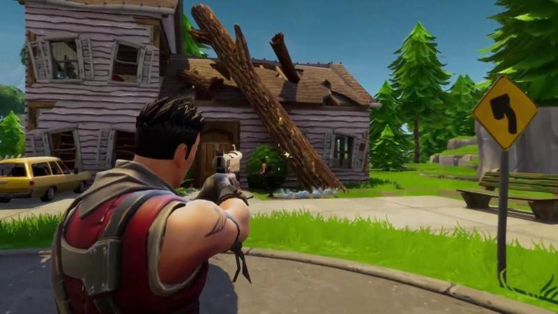 Разработчики Fortnite: Battle Royale объяснили суть кроссплатформенных матчей между мобильными и PC