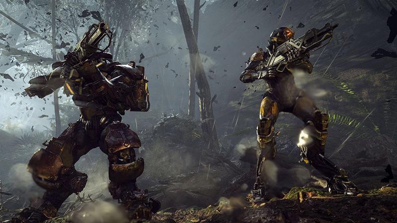 В BioWare уверяют, что уход сценариста Дрю Карпишина не отразится на сюжете Anthem