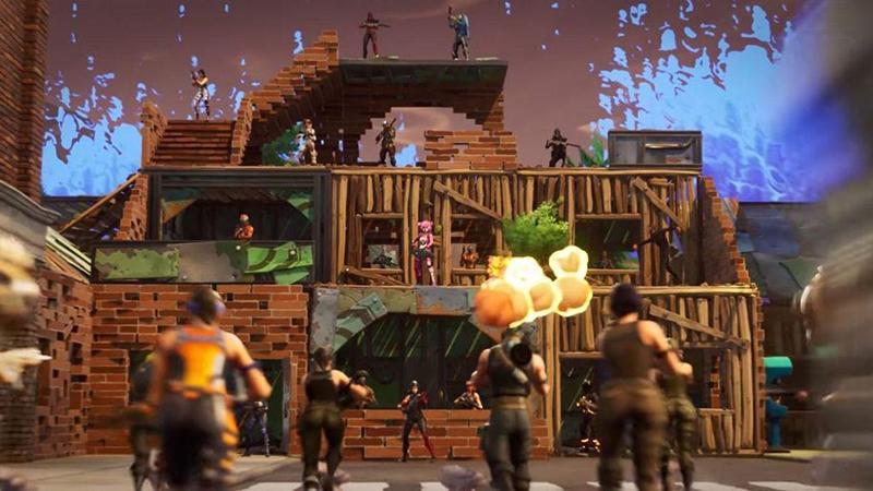 Кроссплатформенная игра между PS4 и Xbox One в Fortnite: Battle Royale невозможна из-за Sony