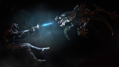 В начале апреля на Kickstarter выходит ролевой хоррор Dolmen - смесь Dead Space и Dark Souls