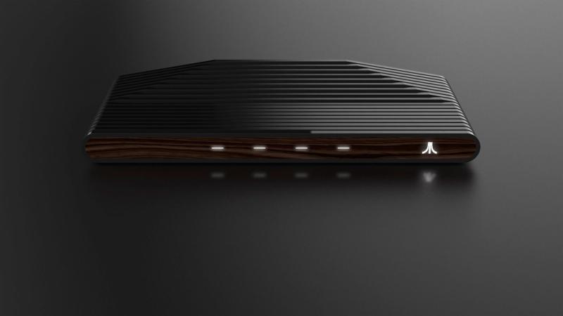 Новая консоль Atari дебютирует на конференции GDC