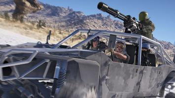 Сегодня выходит новое бесплатное дополнение для режима Ghost War в Ghost Recon: Wildlands