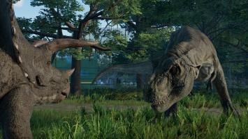 Релиз Jurassic World Evolution состоится в начале июня
