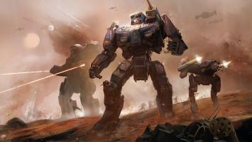 Жизнь наемника в трейлере тактической стратегии BattleTech