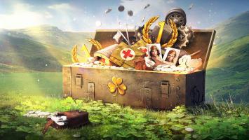 Поймайте удачу в консольной версии World of Tanks в День святого Патрика