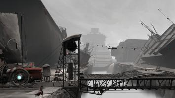 Адвенчура FAR: Lone Sails обзавелась датой релиза на PC