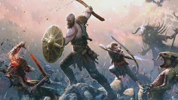 После прохождения God of War можно будет посетить изученные места