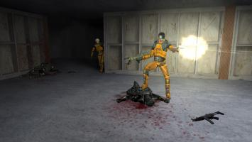 Мод Occult-Scrim превращает оригинальную Half-Life в шутер с видом сверху
