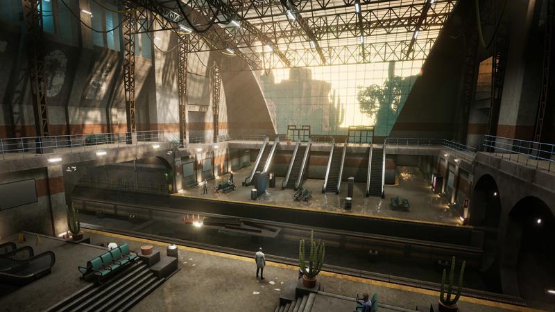 Оригинальная Half-Life воссоздается на движке Unreal Engine 4