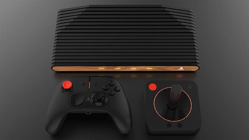 Atari официально представила игровую консоль Atari VCS