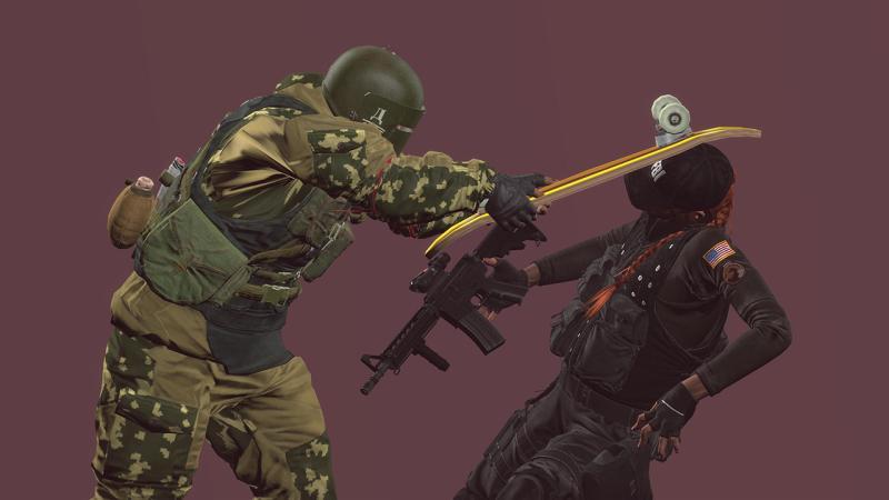 Ubisoft рассказала, почему ничего не делает с худшим оперативником Rainbow Six: Siege