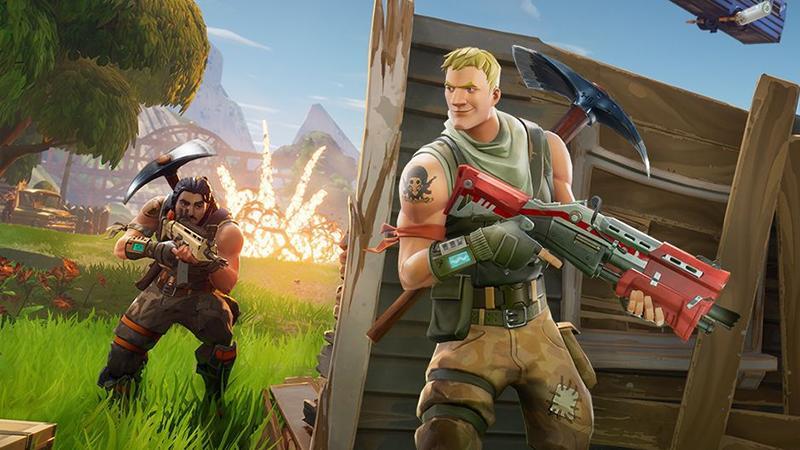 Fortnite: Battle Royale была разработана всего за два месяца и не предполагалась как фритуплейная игра