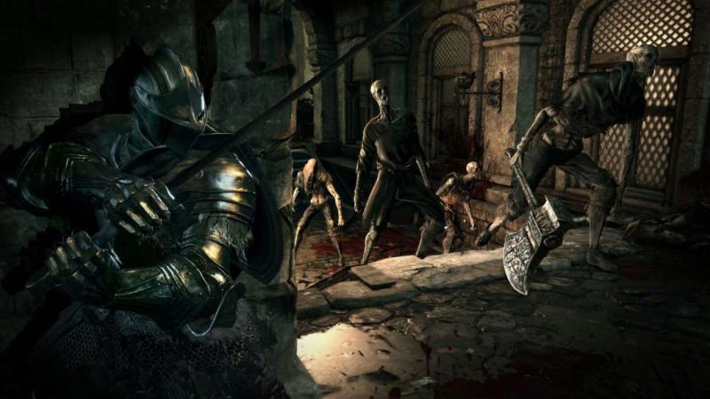 Новые скриншоты ремастеринга Dark Souls