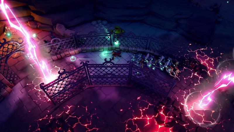 Объявлена дата релиза приключенческой стратегии Masters of Anima