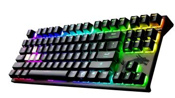 Как приручить дракона: обзор игровой клавиатуры MSI VIGOR GK70