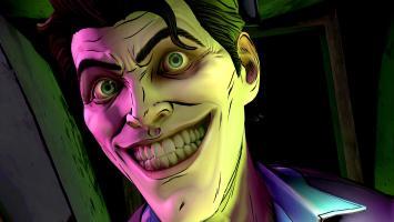 Злодей Джокер и Мститель Джокер в трейлерах пятого эпизода Batman: The Enemy Within