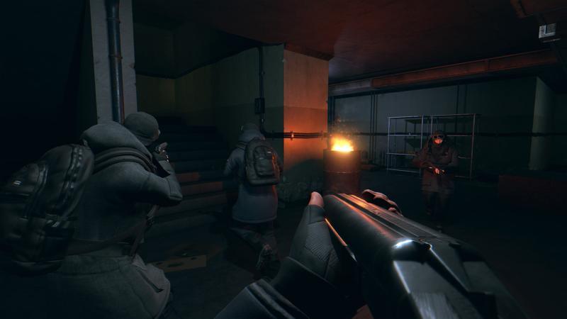 В апреле в Dead Dozen появится новый кооперативный режим Escape
