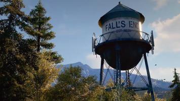 Разработчики Far Cry 5 пошутили над пресловутыми вышками
