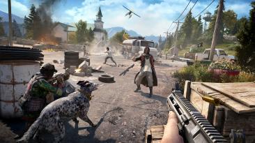 Красота PC-версии Far Cry 5 в новом трейлере игры