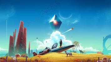 Разработчики No Man's Sky готовятся к новому апдейту игры