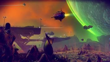 No Man's Sky получит новый крупный апдейт летом и выйдет на Xbox One