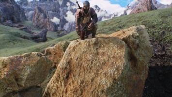 Новый мод добавил в Skyrim самые каменные камни в играх благодаря технологии фотограмметрии