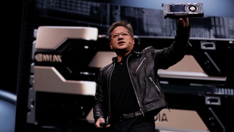 Гендиректор Nvidia заявил, что в настоящее время компания не может удовлетворить спрос на видеокарты