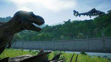 Экономическая стратегия Jurassic World Evolution выйдет 12 июня