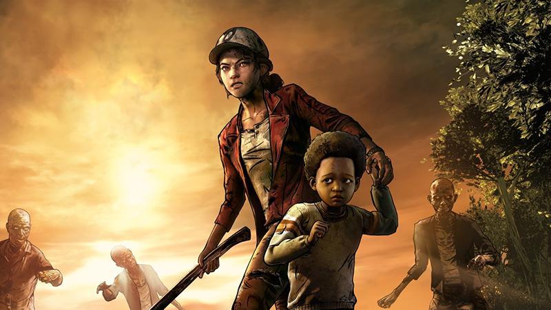 Telltale показала ключевой арт финального сезона The Walking Dead