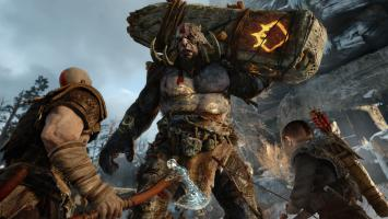 Тролли и исследование игрового мира в новом трейлере God of War