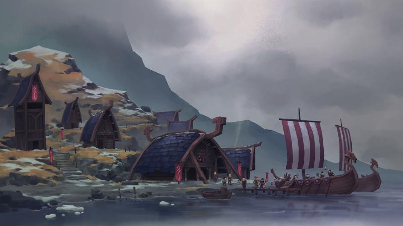 Обзор Northgard: почти как в The Settlers