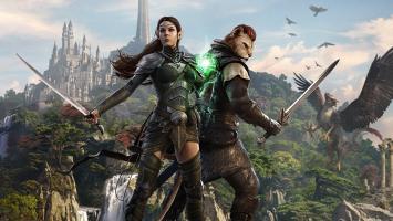 Первое геймплейное видео дополнения The Elder Scrolls Online: Summerset