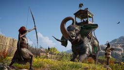 Для Assassin's Creed: Origins анонсирована легальная система читов на PC