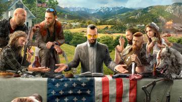 Безумие: обзор Far Cry 5