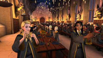 Релиз Harry Potter: Hogwarts Mystery состоится в конце апреля