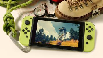 Firewatch скоро выйдет на Nintendo Switch