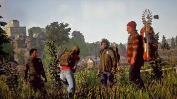 Разнообразные игровые активности в геймплейном трейлере State of Decay 2