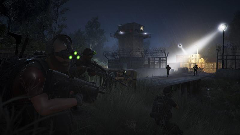 Сэм Фишер выполнит особое задание вместе с призраками в Ghost Recon: Wildlands