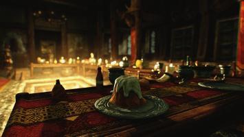 Новый мод для Skyrim увеличивает число полигонов на многих игровых объектах