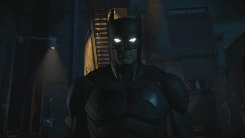 Игра, которую мы заслужили. Обзор финала Batman: The Enemy Within