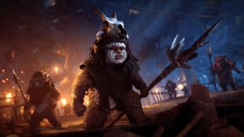 """В Star Wars: Battlefront 2 появится режим """"Охота эвоков"""""""