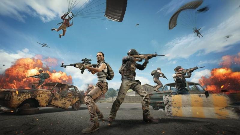Временный дезматч-режим War для PUBG уже доступен на игровых серверах