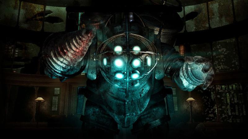 Секретная студия 2K якобы работает над новой частью BioShock