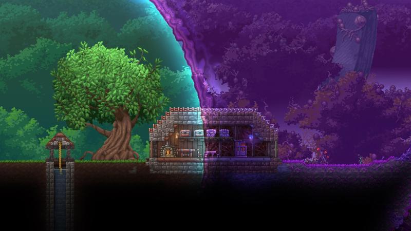 Спин-офф Terraria под названием Otherworld отменен