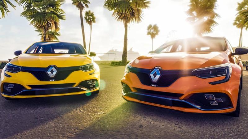 Новинка от Renault в геймплейном трейлере The Crew 2