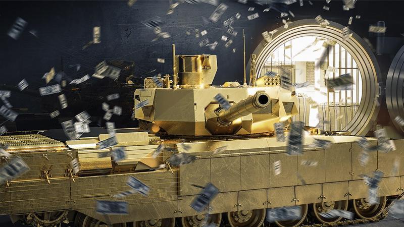 Игроки Armored Warfare смогут заработать деньги на игре