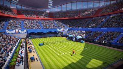 Режим карьеры в новом ролике симулятора Tennis World Tour